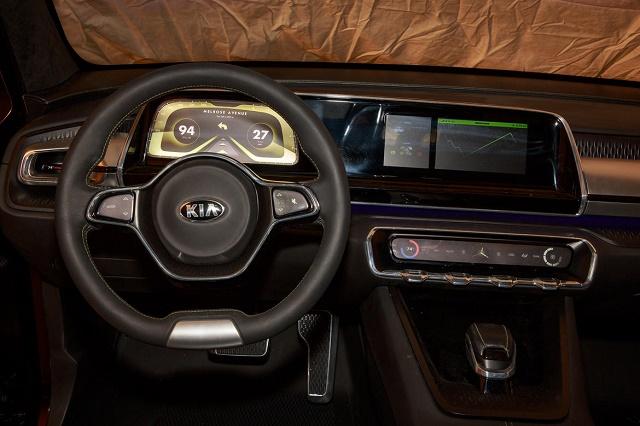 Kia Telluride. Каким будет новый корейский внедорожник