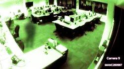 Паранормальные явления: в офисе Манчестера обнаружен полтергейст