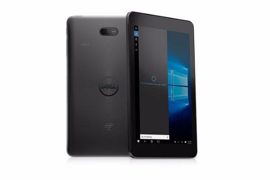 Dell выпустила усовершенствованный планшет Venue 8 Pro