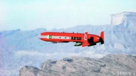 Пакистан испытал невидимую для ПРО крылатую ракету