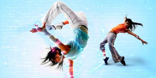 Интуитивная гимнастика: поймайте музыку руками
