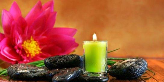 Ароматерапия помогает расслабиться