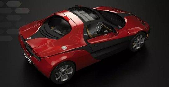 Fiat XXX из видео-игр скоро появится на дорогах