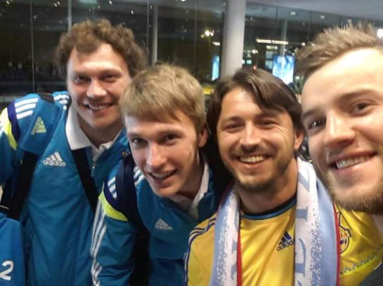 Шутка Сергея Притулы об украинцах на российском стадионе порвала интернет