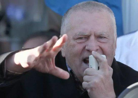 Жириновский выдал новый «перл»