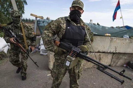 В сети высмеяли отказ боевиков ДНР платить зарплаты шахтерам