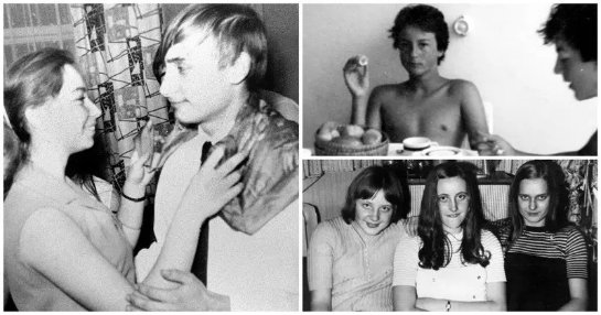 Снимки мировых политиков в молодости вызвали ажиотаж в сети