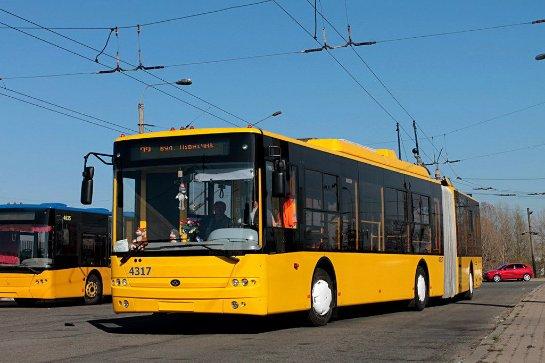 Транспортники Киева борются с гриппом
