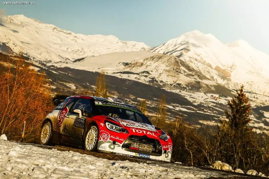 WRC 2016: Citroen ушел, Abu Dhabi Total WRT остался