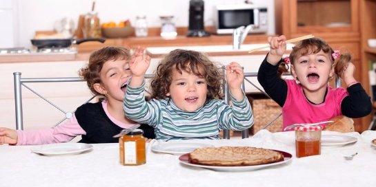 Осторожно — пищевая аллергия