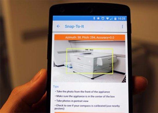 Американские исследователи создали необычное приложение для смартфона