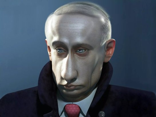 Свежая карикатура на инцидент Путина с Лениным взорвала Интернет