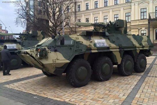 Ремонт бронетехники в Украине под угрозой