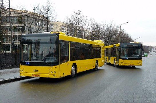 Киев ожидает транспортная революция