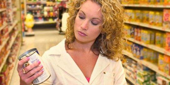 Чтение этикеток на продуктах спасет от ожирения