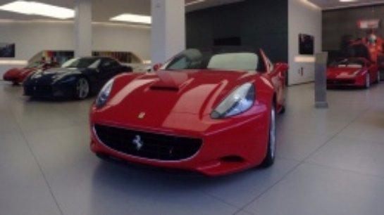 Ferrari и Lamborghini уходят с украинского рынка