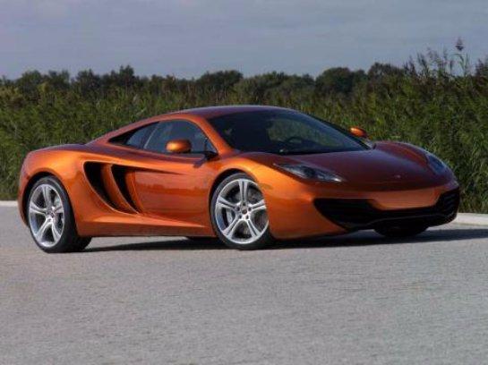 Знай наших. Украинец разработал новый дизайн для McLaren (фото)