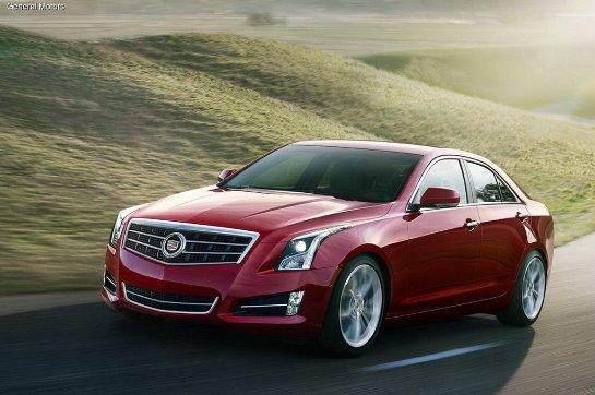 Cadillac расширит гамму седанов