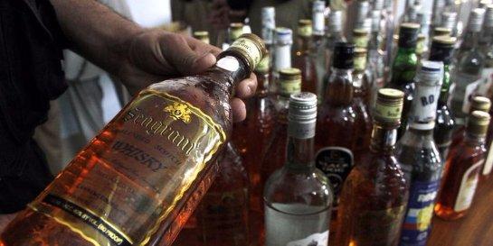 Залить алкоголем горе невозможно