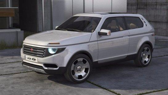 АвтоВАЗ: новая Нива появится через 2 года