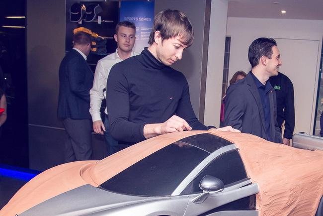 Максим Шкиндер: украинец, который стал дизайнером McLaren