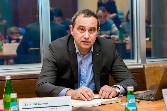 В компании Bosch на просторах бывшего СНГ и Монголии новый топ-менеджер