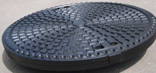 Строительные материалы: канализационные люки