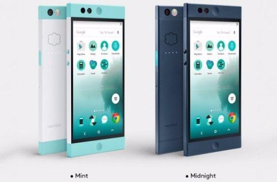 Вышел в продажу новый смартфон от Nextbit