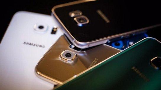 Новые смартфоны Samsung будут иметь экраны с разной диагональю