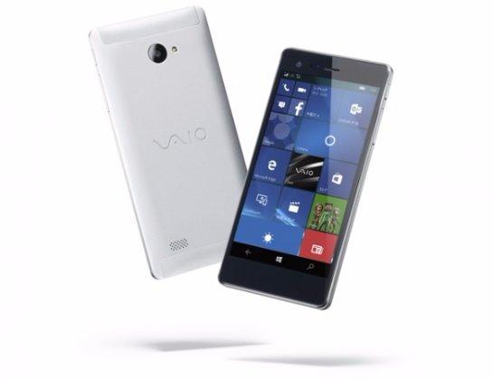 VAIO Phone Biz- новый Windows- смартфон в металлическом корпусе