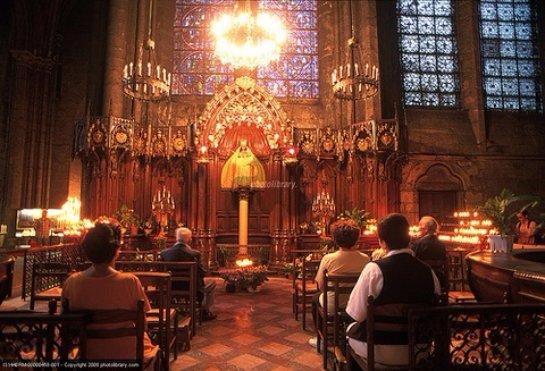 Ученые выяснили, как посещение церкви влияет на здоровье