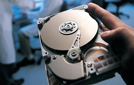 Восстановление данных с различных носителей информации