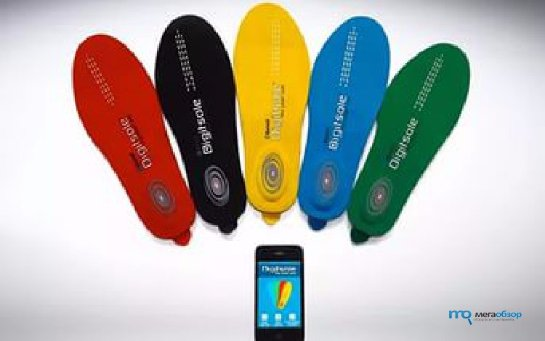Компания Digitsole представила линейку «умной» обуви