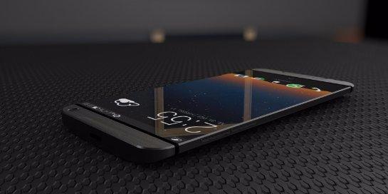 Первая фотография нового смартфона от HTC