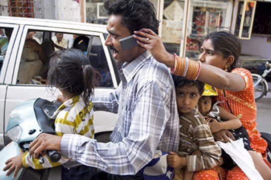 В Индии выпустили ультрабюджетный смартфон