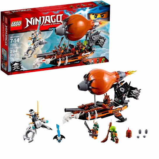 Лего НидзяГо (Lego NinjaGo)