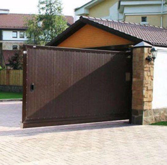 Особенности ремонта откатных автоматических ворот в Наро-Фоминске