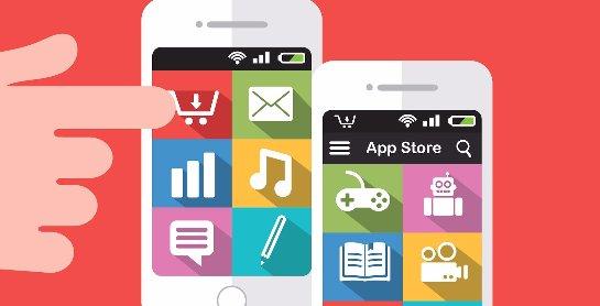 Профессиональное продвижение и раскрутка мобильных приложений
