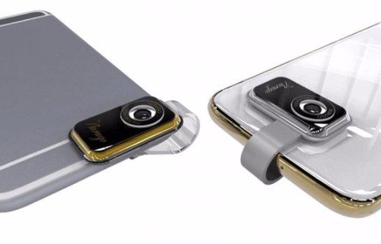 Nurugo Micro- микроскоп для смартфонов на ОС Android и iOS