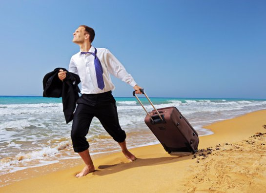 В отпуск нужно уходить 5 раз в год