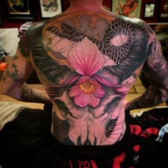 Множественные татуировки помогают укрепить иммунитет— ученые
