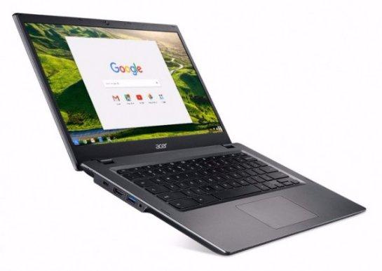 Представлен очень мощный хромбук Acer Chromebook 14 for Work