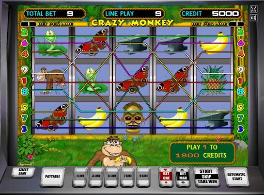 Игровые автоматы — один из видов популярных развлечений