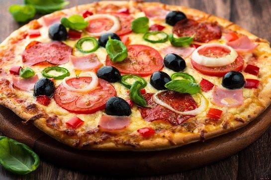Ученые установили, что пицца полезна для здоровья