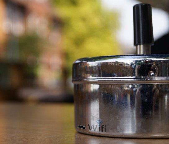 Создана Wi-Fi-пепельница, способная помочь курильщикам избавиться от вредной привычки