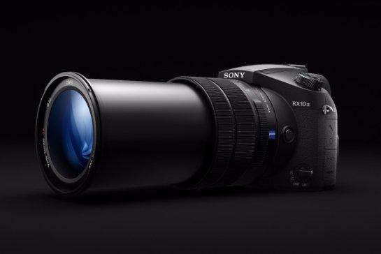 Sony RX10 III- обновленная камера с «суперзумом»