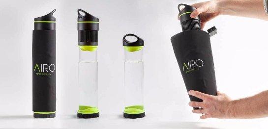 Австралийские изобретатели создали «волшебную» бутылку
