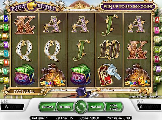 Забавные азартные игры от Мега Джек: «Свинья-копилка»