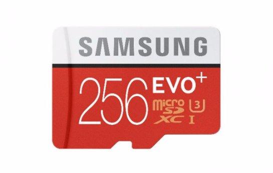Samsung выпустила новые карты памяти