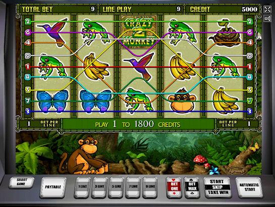 Бесплатные игры азартного формата